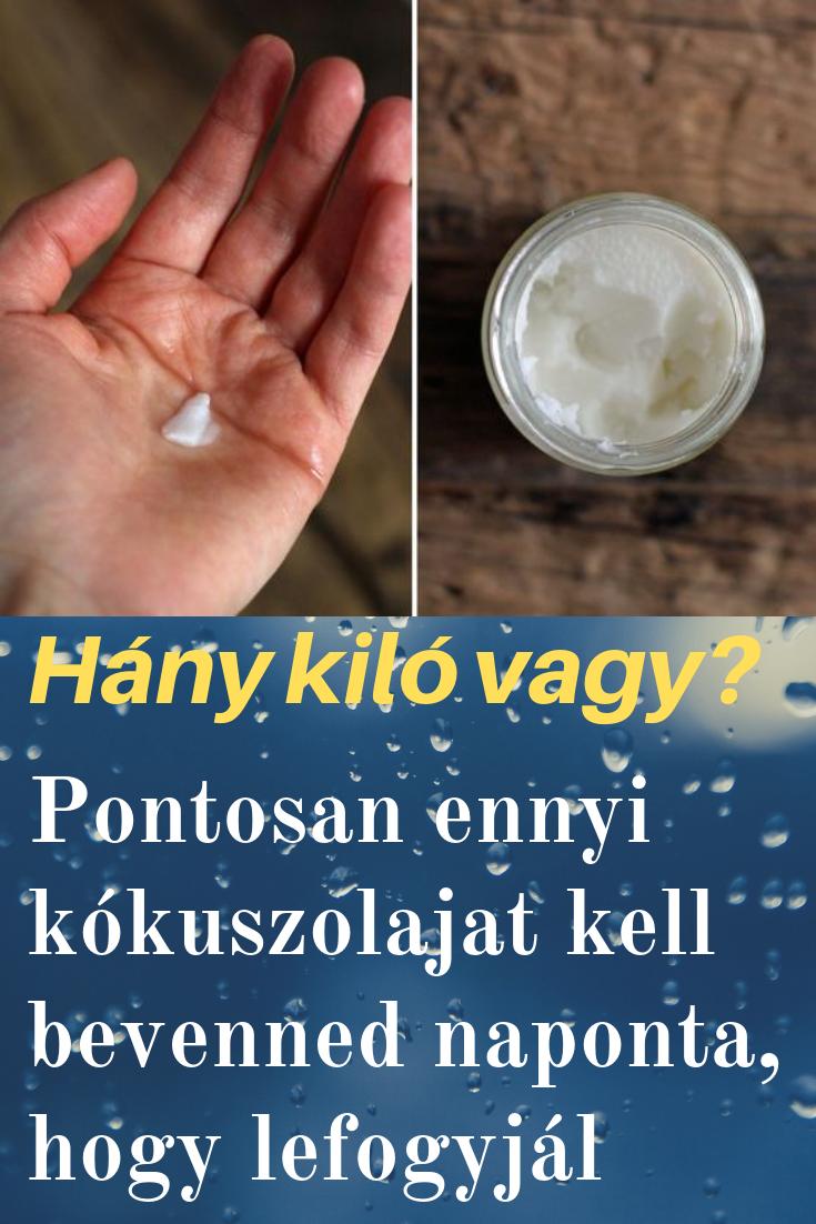1 font fogyás naponta)
