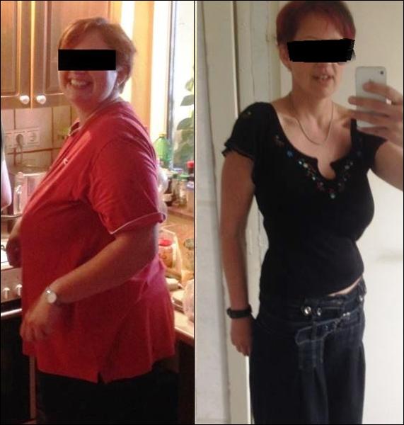 4 kg súlycsökkenés egy héten belül)