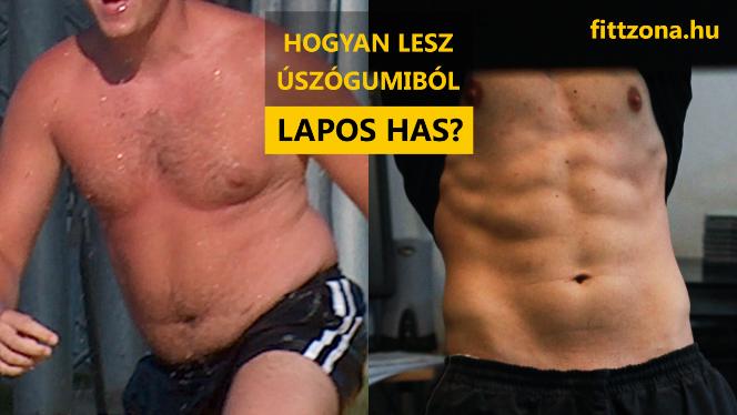 súlycsökkenés zsírégetés különbség)