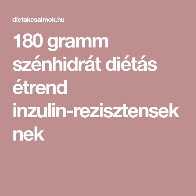 160 grammos diéta rendelés