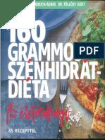 160 grammos szénhidrátdiéta könyv pdf)