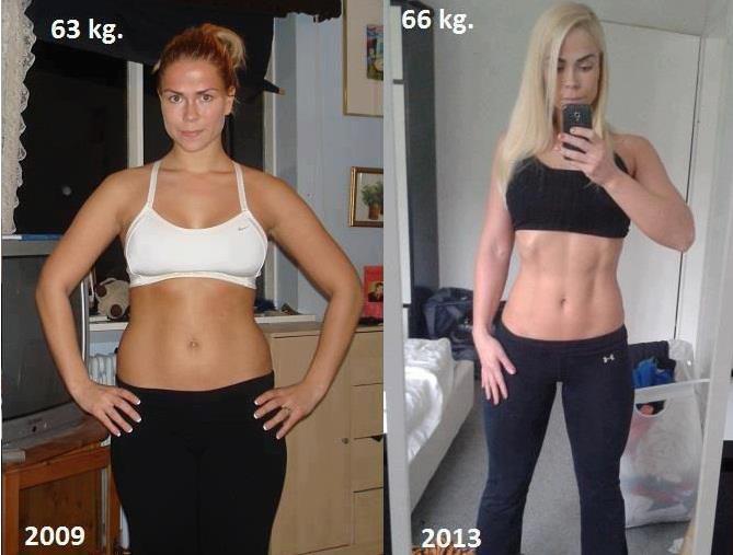 63 kg súlycsökkenés)