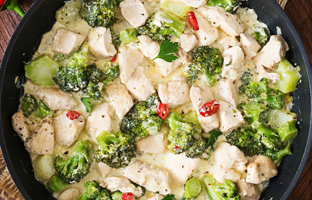 kalóriaszegény ételek vacsorára