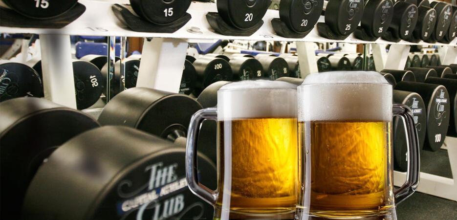 Alkoholfogyasztás diéta alatt