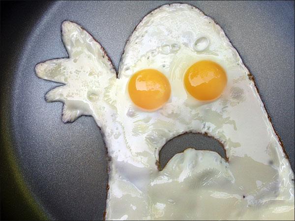 fogyás tojással)