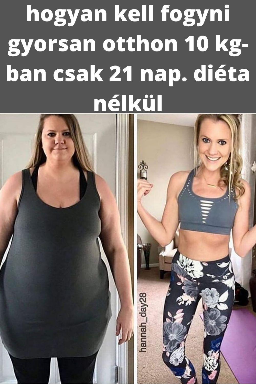 Könnyedén le lehet fogyni 25 kilót négy hónap alatt! - merlegvasar.hu