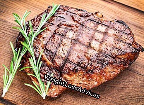 A füves marhahús segít a fogyásban)