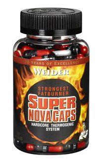 Super Nova Caps ( kap.) - Weider Nutrition