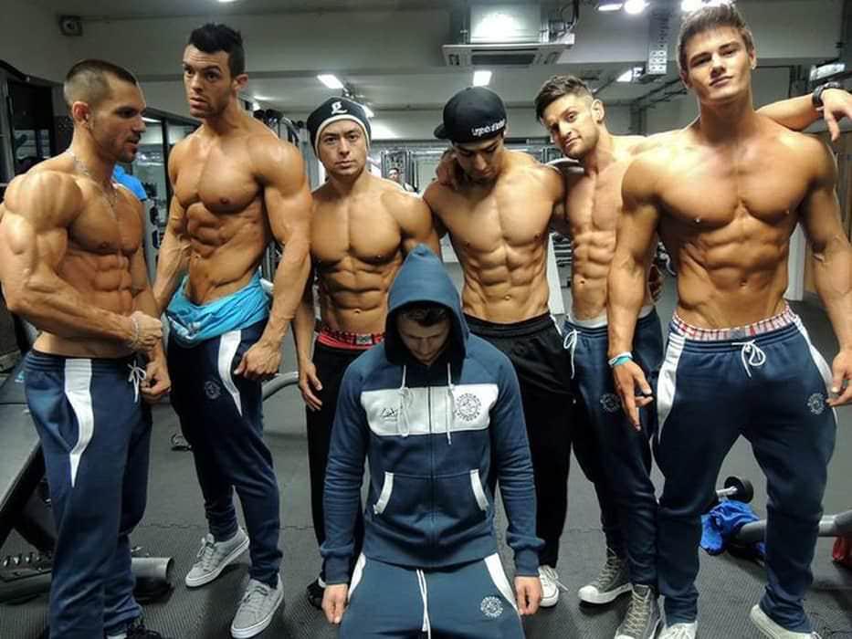 Női zsírégető csomag (fitness modell)