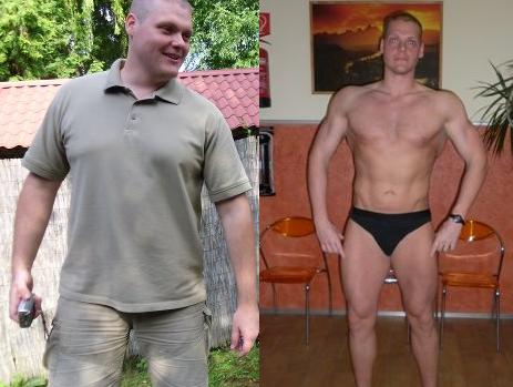 Fogyás az 50 év feletti férfiak számára