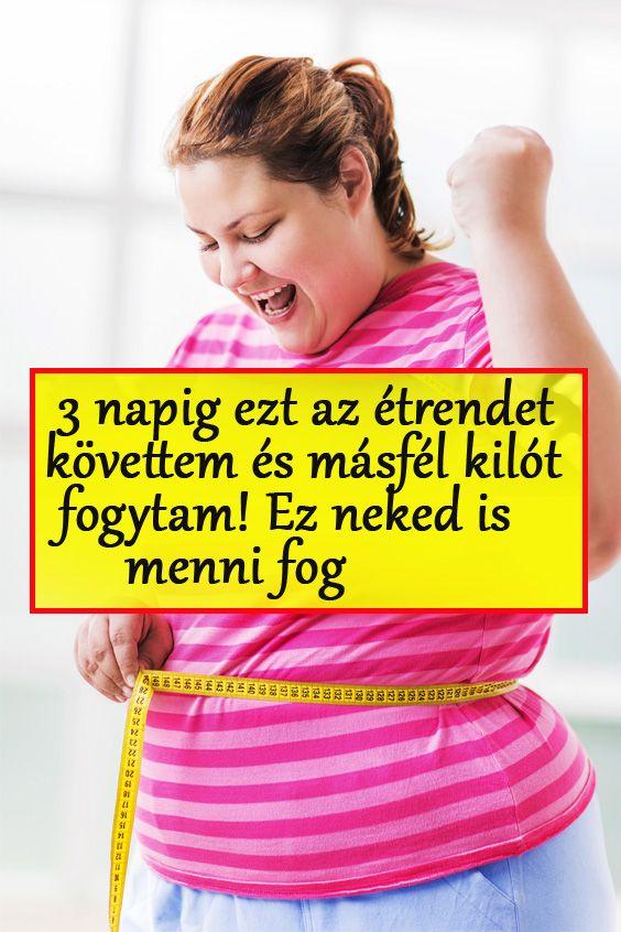 Fogyás hasról 3 nap alatt? 10 étel, melyekkel menni fog!