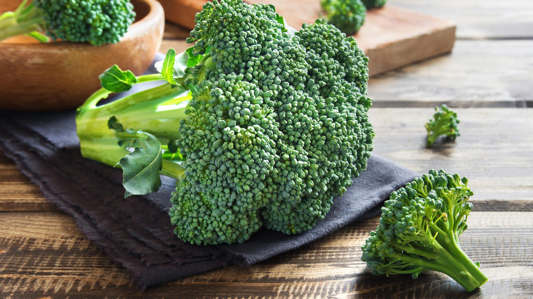 segít a brokkoli a fogyásban)