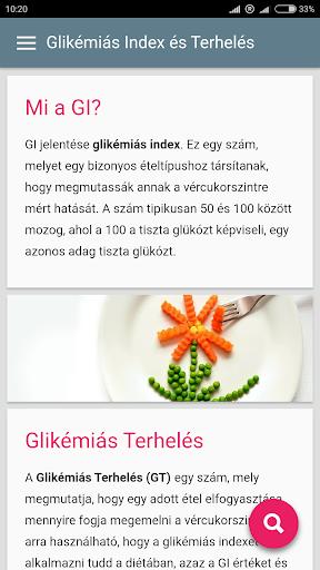 alacsony glikémiás zsír veszteség)