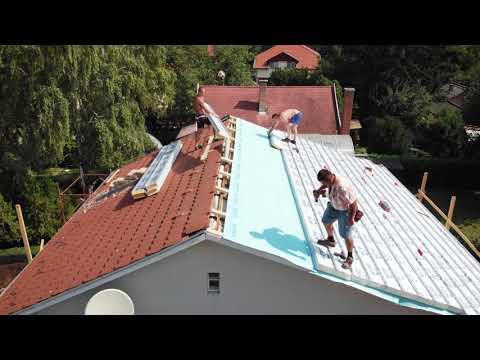 tetőszerkezet fogyás