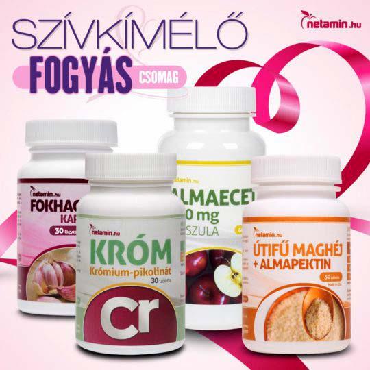 fogyást elősegítő vitaminok