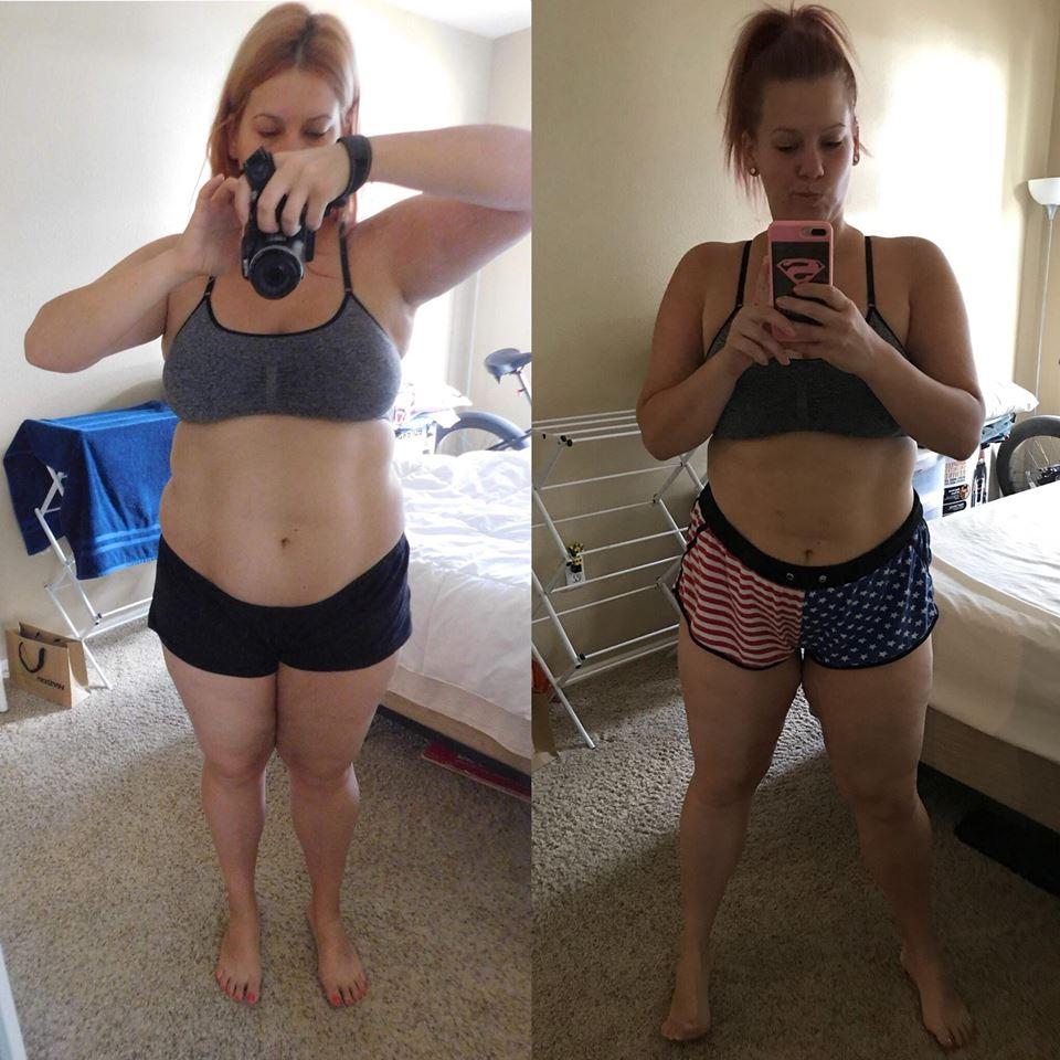 5 kg súlycsökkenés 6 hét alatt)