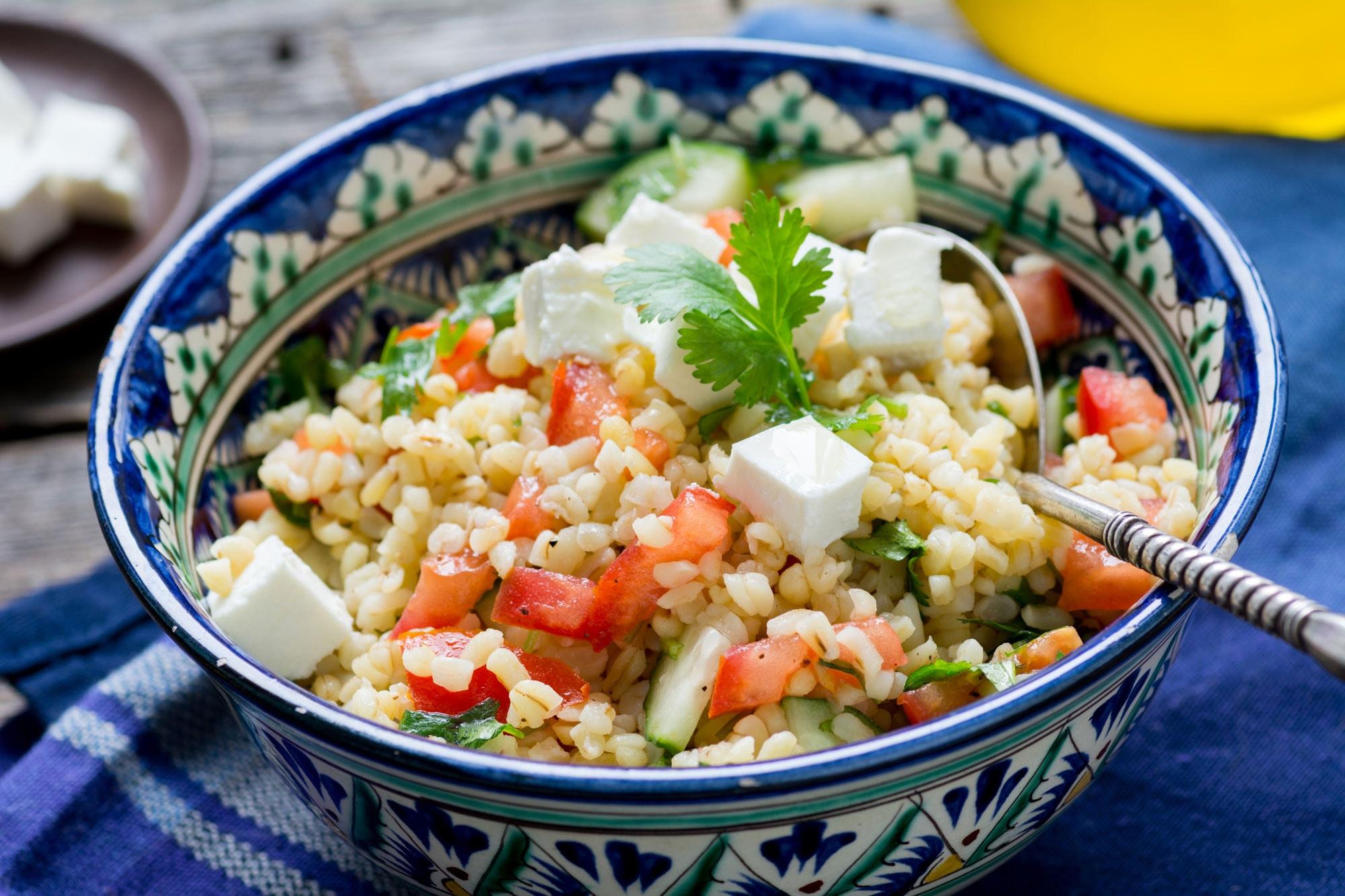 TOP3 Nem hizlaló vacsora ötlet - Salátagyár