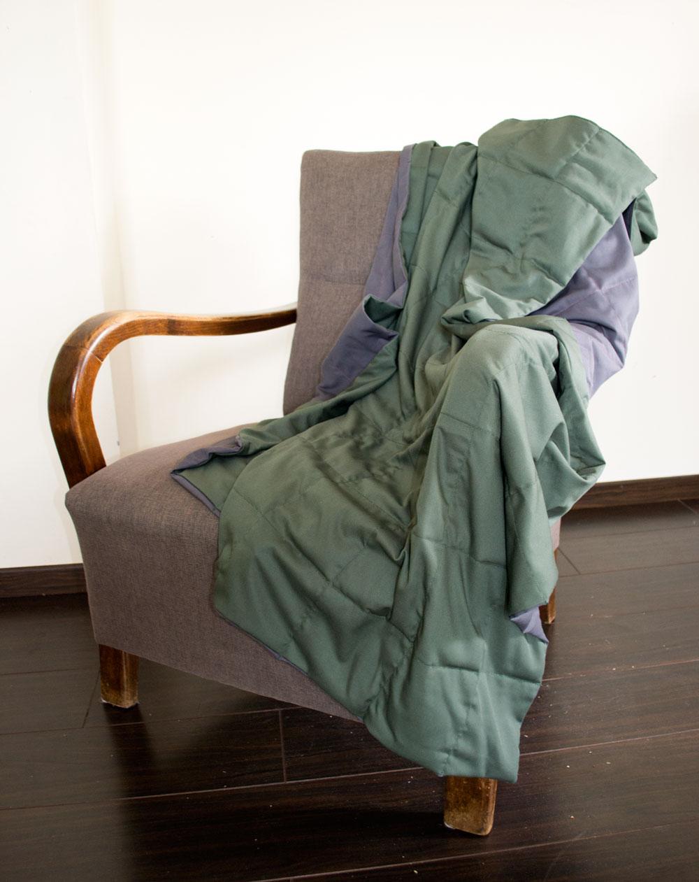 súlyozott takarók és fogyás)