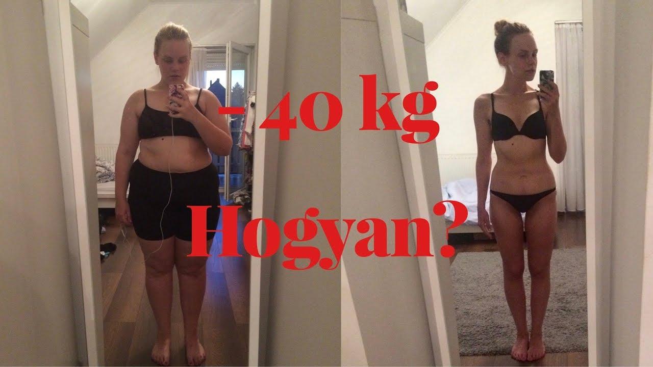 4 kg fogyás 5 nap alatt