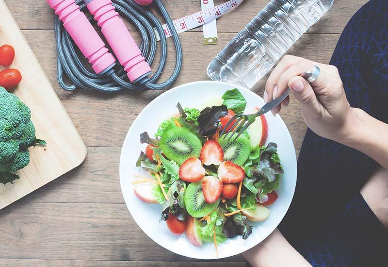 mit esznek, hogy elveszítsék a testzsírt