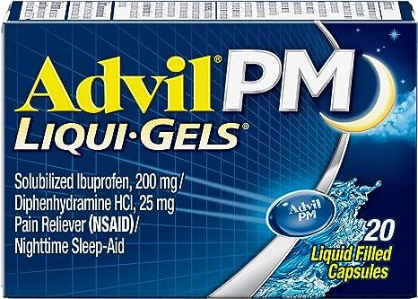 Advil pm fogyás)