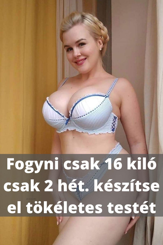 em fogyás)