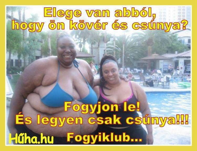 kövér fiúnak le kell fogynia)