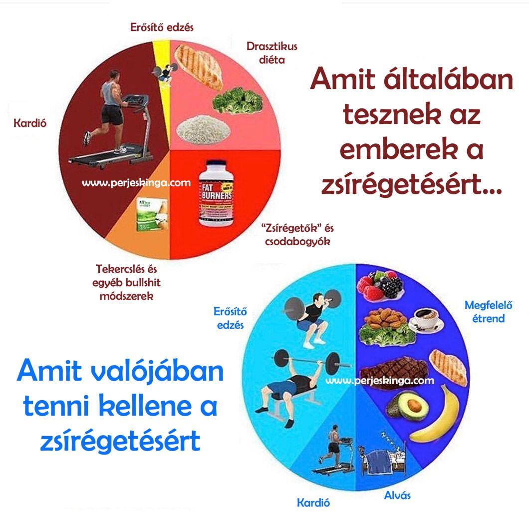 zsírégető diétás étrend