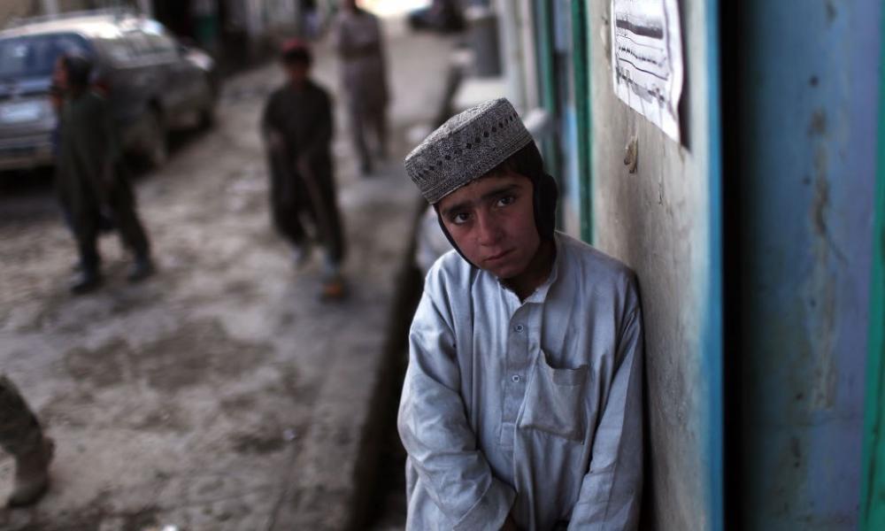 A 13 éves fiú gyilkosai az Iszlám Állam kivégzéseit utánozhatták