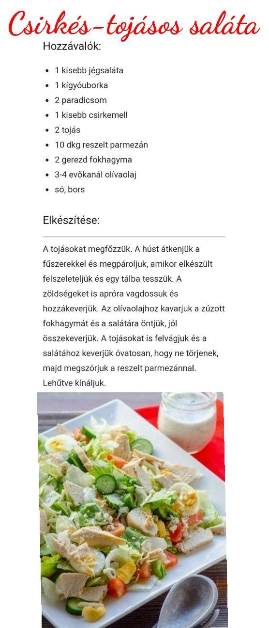 tiszta étkezés receptek