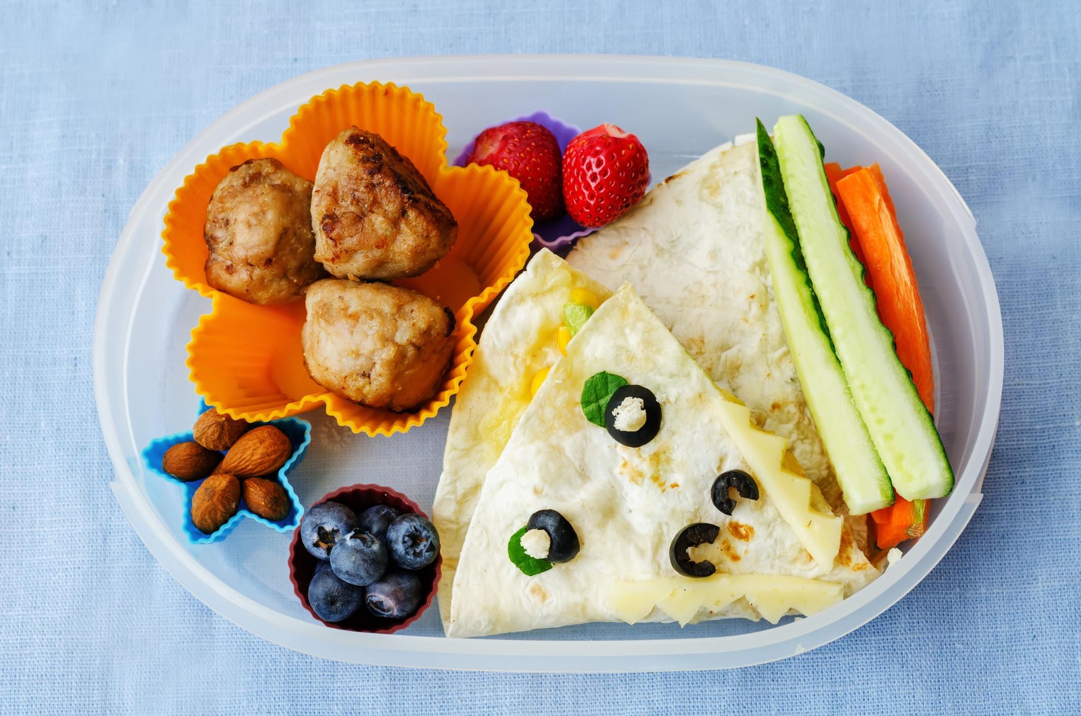 egészséges gyerek ételek