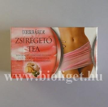 Herbária Zsírégető tea 20x2g, 0,02 kg | merlegvasar.hu