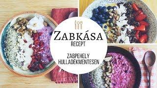 TOP3 Diétás zabkása recept ötlet - Salátagyár