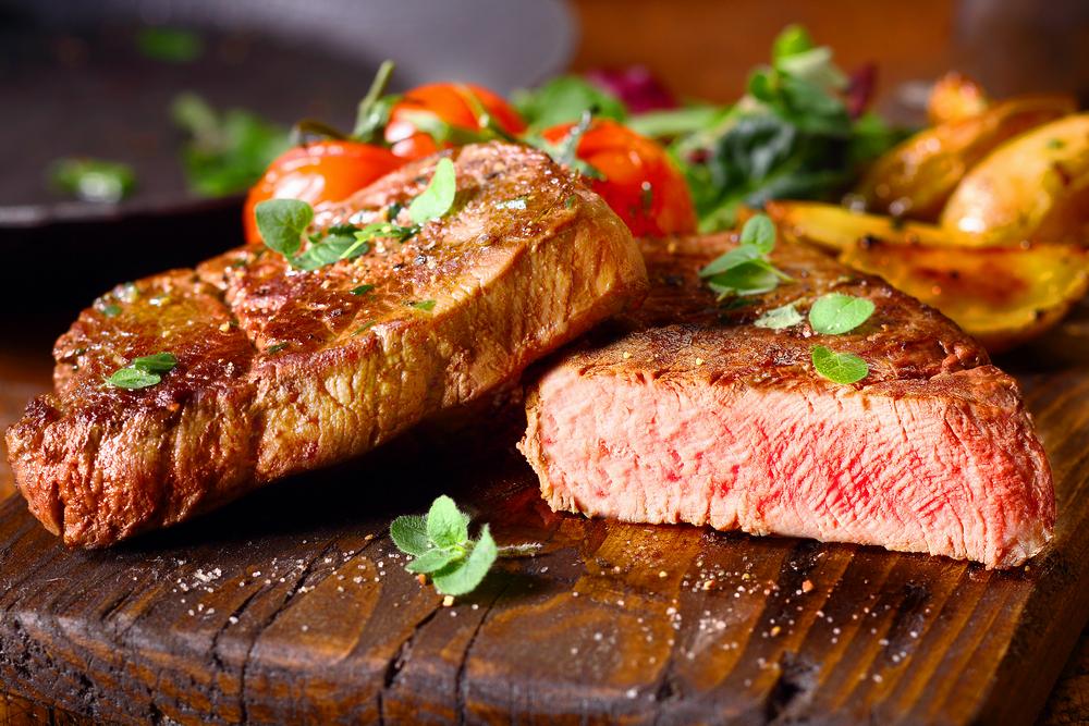 sovány marhahús a fogyáshoz hanghullámok a fogyáshoz