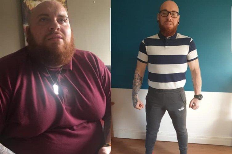 fogyni 40 éves férfi