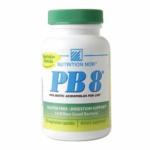 PB 8 ProBiotic Acidophilus | PB 8 ProBiotic1 20 Capsules | Piping Rock Health Products