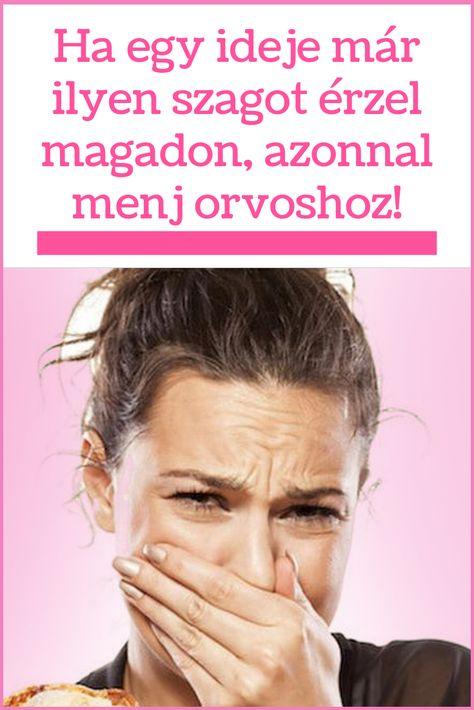 fogyás légzés szaga)