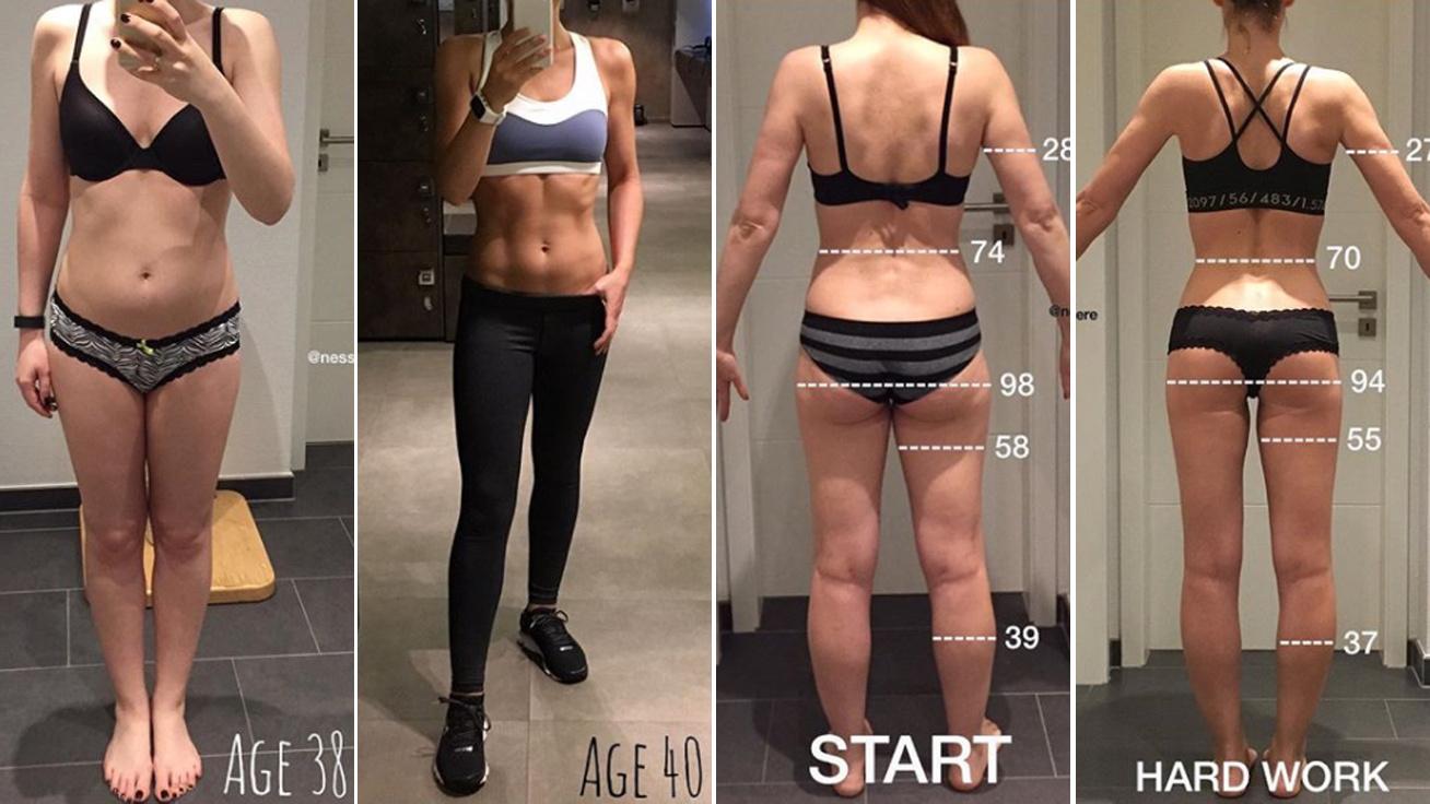 fogyás 35 éves nő
