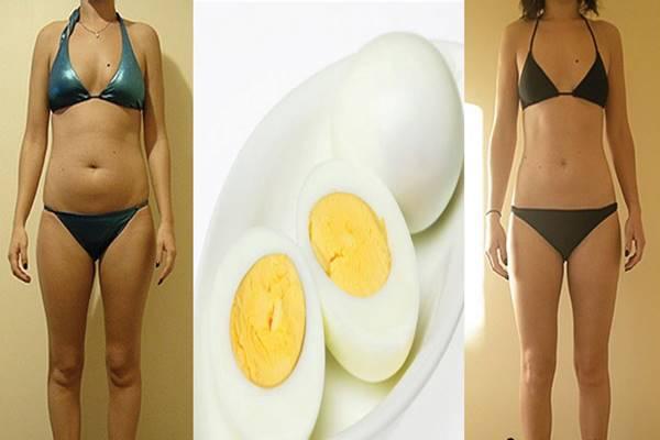 Kőkemény tojásdiéta - 3 hét alatt 5 kiló mínusz! | merlegvasar.hu