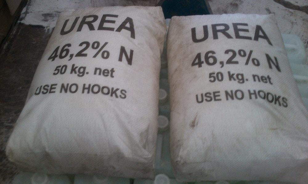karbamid nitrogén és fogyás)