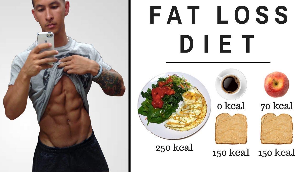male diet fat kép