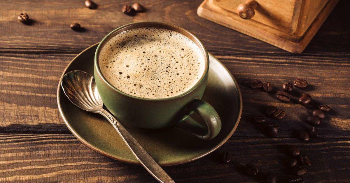 fogyás kávé ital