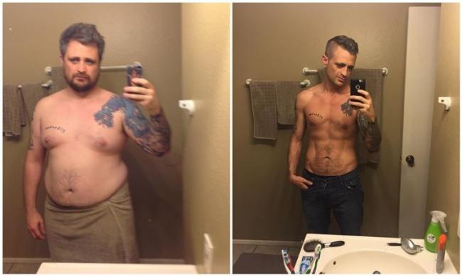 Rendszeres sétával adott le 55 kilót – így változott meg a férfi élete