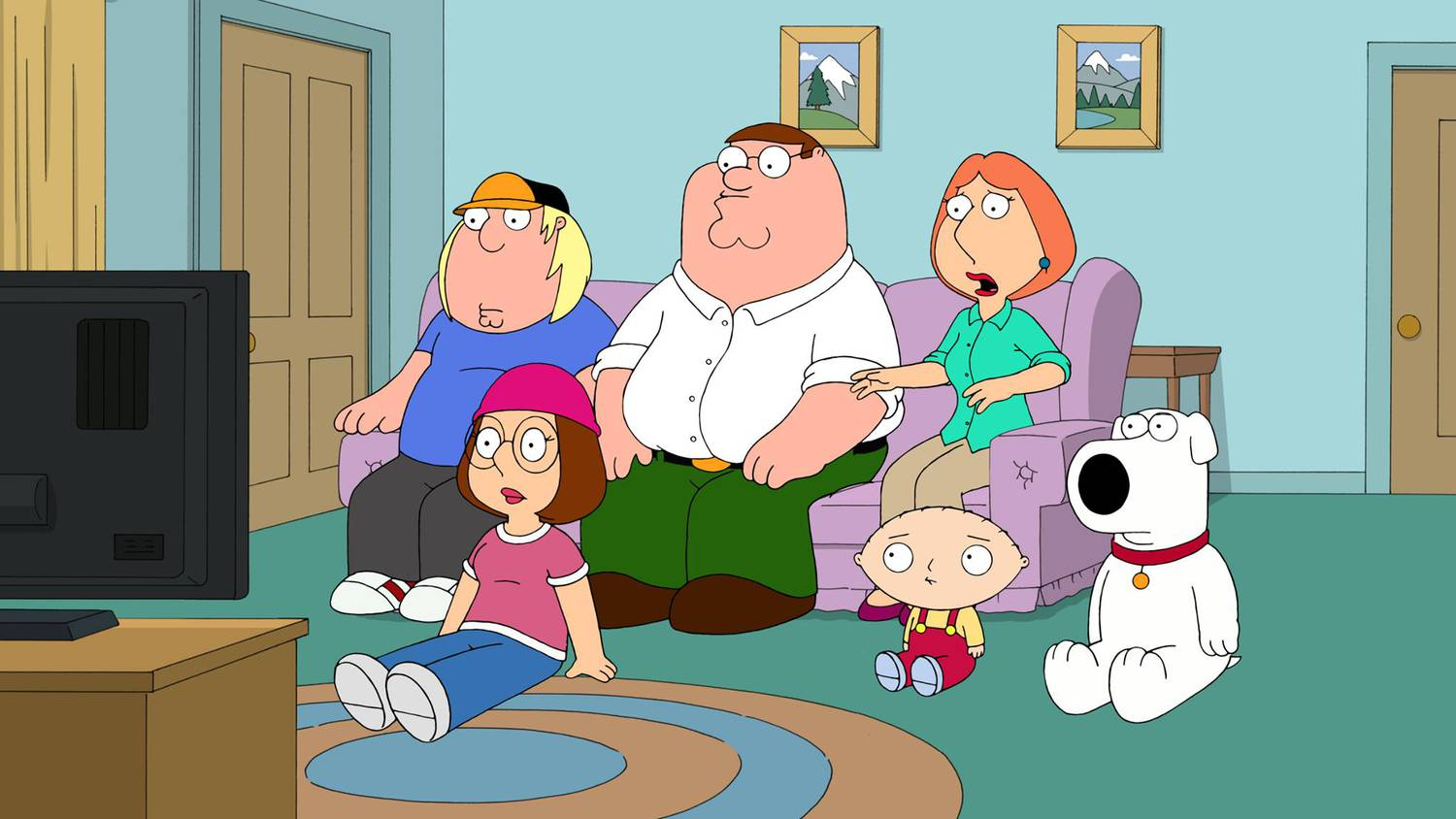 Peter Griffin lefogy)