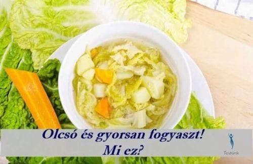 diéta lapos hasra)