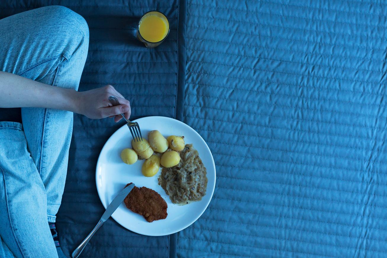 fogyni enni mindent, amit akar)