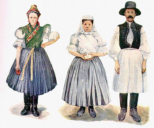 test karcsú viselet