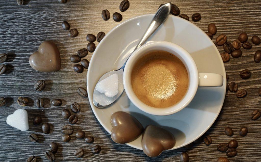 koffein a kávé fogyásban)