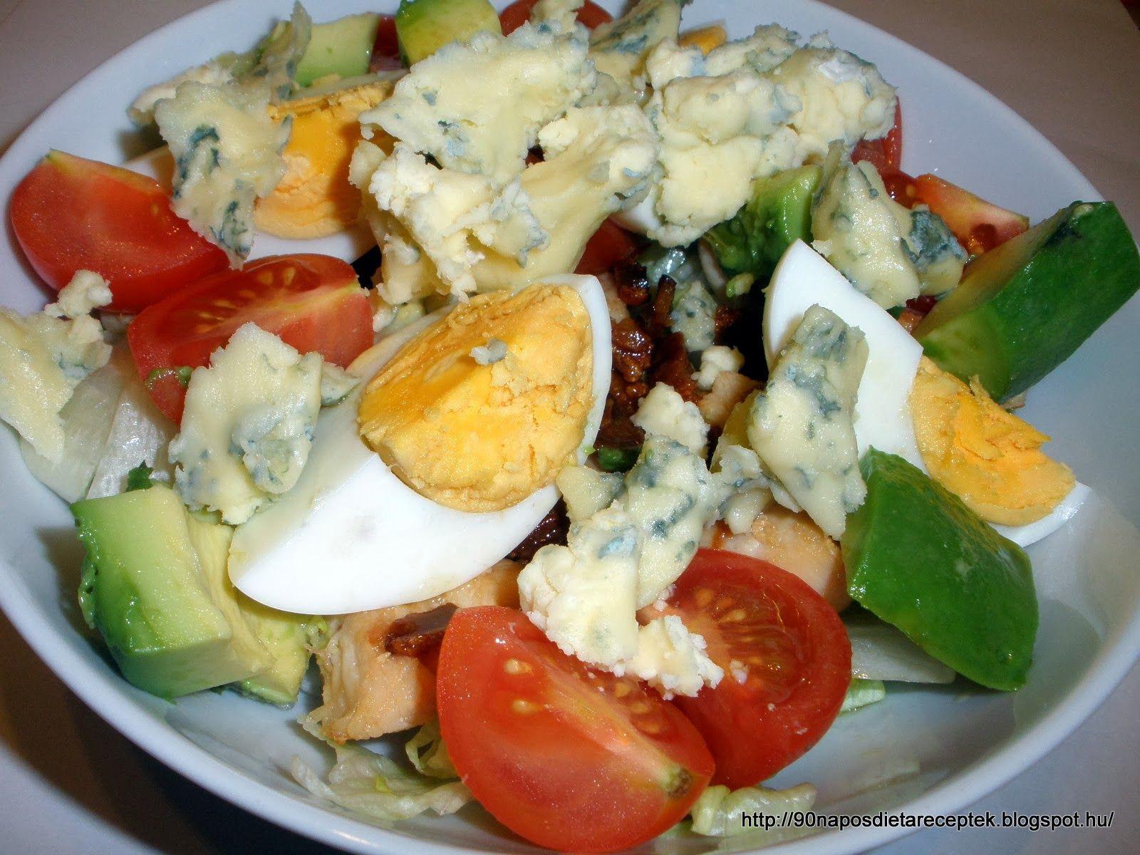 9o napos diéta receptek