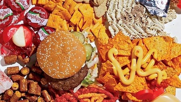 egészségtelen ételek listája)